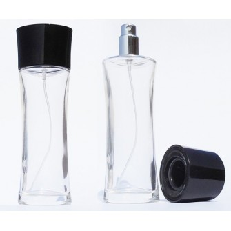 Frasco de perfume recarregável 50 ml (de saquinho)