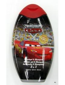 Shampoo e Gel Banho Cars