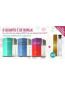 Oferta Perfume 50ml Por cada 20€