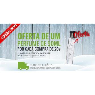 Especial Natal - Oferta de Perfume 50ml