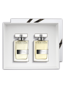Box Presente 2 Perfumes Femininos Yodeyma