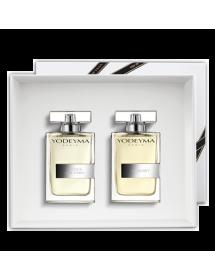 Box Presentel 2 Perfumes Femininos Yodeyma