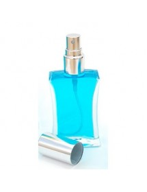 Frasco de perfume recarregável 30 ml (de saquinho)