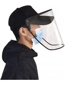 Boné para adulto com viseira proteção COVID-19