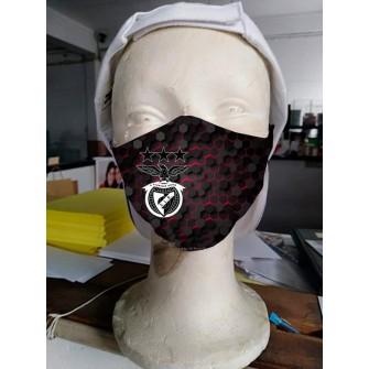 Mascara personalizada clube