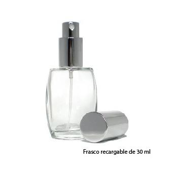 Frasco de perfume recarregáveis 30 ml